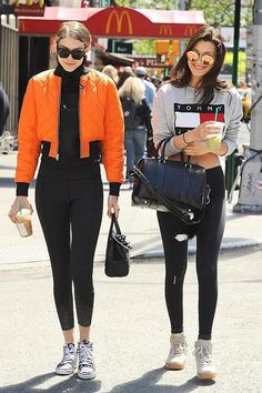 online retailer 9b010 af590 Bella Hadid Fashion New York City May 8, 2016