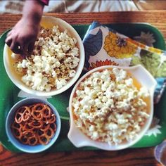 popcorn- movie time