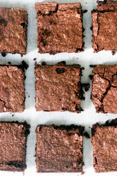 Classic Brownies | Today We Bake
