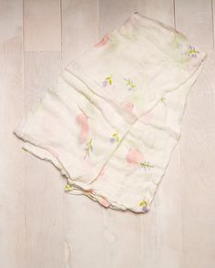 Deluxe Swaddle - Pink Peony
