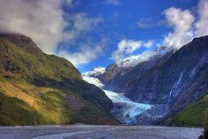 Franz Josef Glacier, New Zealand (been here)