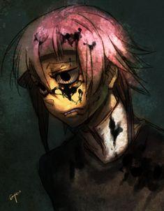 My blood is black you know? crona by empew.deviantart.com on @deviantART