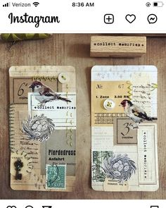 Journal Pages, Junk Journal, Journals, Diy Arts And Crafts, Paper Crafts, Lap Books, Collage Ideas, Nature Journal, Art Journal Inspiration