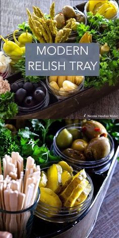 Turn the traditional relish tray on its head with a modern day version of your m. Turn the traditional relish tray on its head with a modern day version of your moms go-to party app Fingerfood Party, Appetizers For Party, Appetizer Recipes, Meat Appetizers, Vegetarian Appetizers, Christmas Appetizers, Crescent Rolls, Party Food Platters, Charcuterie And Cheese Board