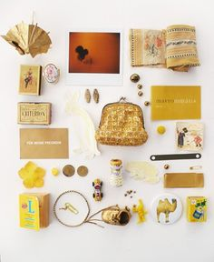 Imke Klee Trend Stylist/Photographer- color-coded pictures of things #yellow