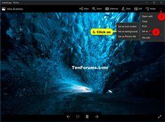 Change Desktop Background in Windows 10 - Windows 10 Customization