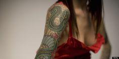 FOTOS: El arte de los tatuajes