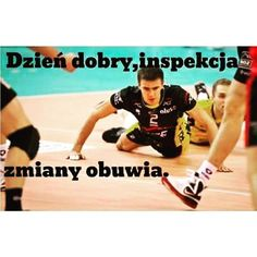 Photo from polish_volleyball Art Memes, Funny Moments, Volleyball, Haikyuu, Insight, Basketball Court, Polish, In This Moment, Mood