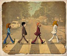 Illustration by Guy Harlap