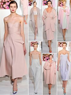 jil sander does it well Pink Outfits, Simple Outfits, Dress Skirt, Dress Up, Simple Style, My Style, Raf Simons, Jil Sander, All About Fashion