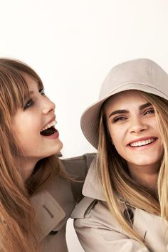 Behind the scenes of Burberry Beauty