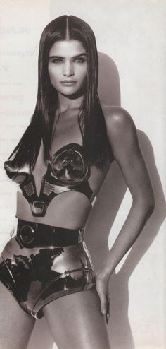 Helena Christenen by Herb Ritts 1991