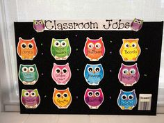 An awesome bulletin board idea inspired by a colleague!
