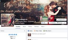 Ellys Shop: Ellys on Facebook Accessories Store, Beauty Supply, Cosmetics, Photo And Video, Facebook, Shopping, Beauty Products, Drugstore Makeup