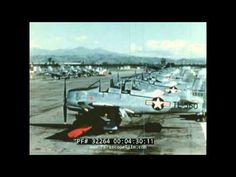 (13) NORTH AMERICAN AVIATION 1950s F-86 SABRE JET / TORNADO AIRCRAFT FILM 32264 - YouTube