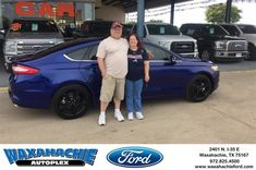 Happy Anniversary to Randy on your #Ford #Fusion from Justin Bowers at Waxahachie Ford!  https://deliverymaxx.com/DealerReviews.aspx?DealerCode=E749  #Anniversary #WaxahachieFord