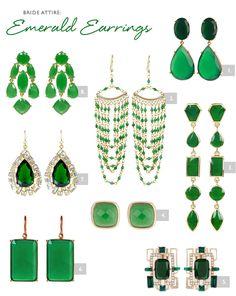bride attire: emerald earrings Everything green Jewelry Stores Near Me, Jewelry Shop, Jewellery Box, Bride Earrings, Stud Earrings, Prom Earrings, Swarovski Crystal Earrings, Sterling Silver Earrings, Emerald Green Earrings