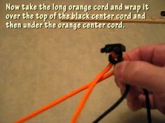 ▶ How to Make a Fishtail Paracord Bracelet - YouTube