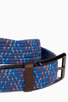 Buy Blue Elastic Belt (Older Boys) from the Next UK online shop