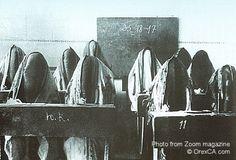 uzbekistan_women during lecture all wearing paranjas (Pharyah)