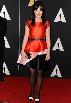 Locked in legal battle for money: Zooey Deschanel is being sued by her former management c...