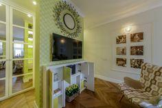 Interiors. Design by Katerina Levallois