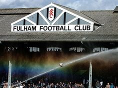 Craven's Cottage. My favorite place in London <3