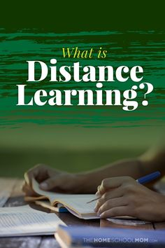 Homeschoolers can enjoy educational models or philosophies like distance learning that are uniquely designed to fit your family's needs. Distance learning is defined by Interactive Learning, Learning Resources, Kids Learning, Benefits Of Homeschooling, Distance Learning Programs, Teaching Critical Thinking, Homeschool Curriculum, High School Students, Teaching Tips