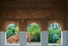 The Alhambra ~ Granada, Spain    http://americanhomestead.blogspot.com