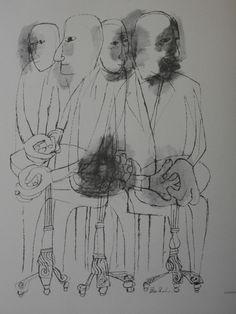Kunst; Bernarda Bryson Shahn - Ben Shahn - 1972 Ben Shahn, Kids Swing, January 9, Book Cover Design, Over The Years, New York City, Illustration, Art, Kunst