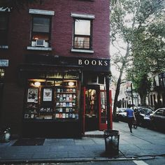 One of the great indie bookstores in #NYC:  Three Lives & Co. @ 154 W. 10th.  Try to visit when you're in town.  :-)