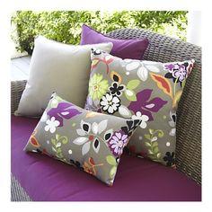 Purple Patio Furniture From Crate U0026 Barrell....love It Tep Clcik To