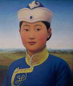 Xue Mo (Mongolian-Chinese: 1966)