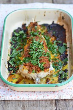 Fish And Seafood, Food Inspiration, Quiche, Mashed Potatoes, Zucchini, Chicken, Meat, Vegetables, Cooking