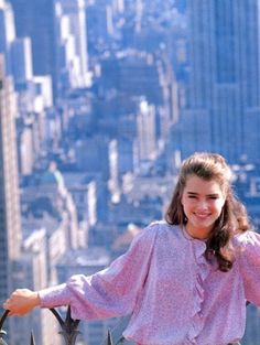 Image result for brooke shields young japan