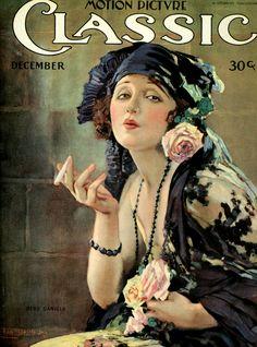 Motion Picture Classic December 1920 Bebe Daniels