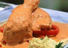 Pollo encacahuatado
