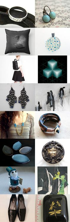 PARKY by Nuria on Etsy--Pinned with TreasuryPin.com