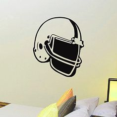 Wall Decal Vinyl Sticker Gym Sport Rugby American Footbal... #rugby #americanfootball #american #football #gym #fitness #office #decor #art #home #wall #decal #sticker #mural