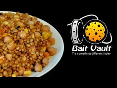 Best Particle Mix Groundbait For Carp Fishing - Carp Bait Recipe - YouTube