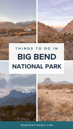 This travel guide includes the top things to do in Big Bend National Park including hiking, hot springs, river trips, and camping. Camping Spots, Rv Camping, Road Trip Hacks, Us National Parks, Travel Guide, Rv Travel, Ways To Travel, Best Hikes, Rio Grande