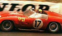 Pedro and Ricardo Rodriguez 1961 Le Mans
