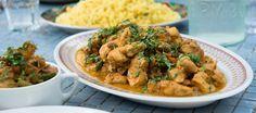 Pollo marinado con especias y yogur | Recetas El Comidista EL PAÍS