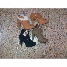 a0775f8b Botines De Dama, Moda Colombiana Moda 2014-2015 a $ 2800.Ropa, Zapatos y  Accesorios, Zapatos, Mujer, De Vestir y Casuales en ElProducto.co Cojedes