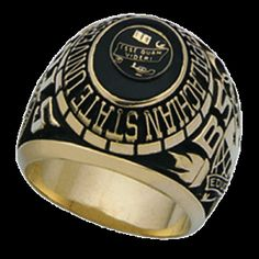 To read more about the class ring tradition, visit www