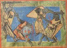 Crusader armor and clothing -- myArmoury.com