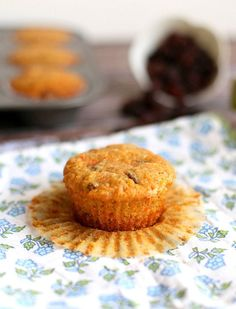 These Best Ever Morning Glory Muffins are incredibly soft and moist but full of texture. Recipe from the famous Sunflour Baking Company in Charlotte, NC.