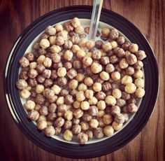 Reese's Puffs cereal ♡