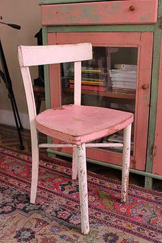 Decoración Vintage Blog: Mis muebles