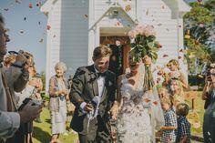 Happiness! Adorable wedding photo by Danelle Bohane.